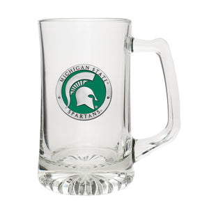 MICHIGAN STATE UNIVERSITY SUPER STEIN