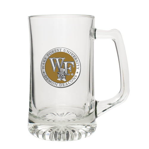 WAKE FOREST UNIVERSITY SUPER STEIN