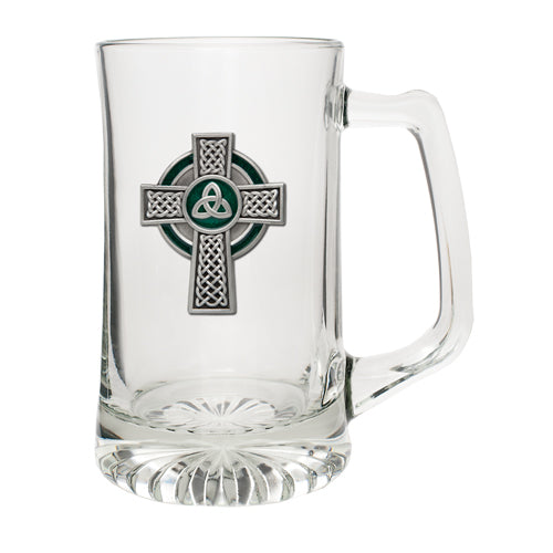 CELTIC CROSS SUPER STEIN
