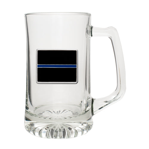 THIN BLUE LINE SUPER STEIN