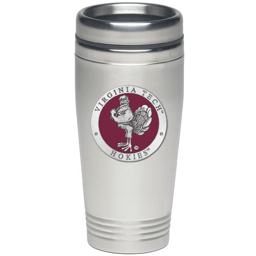 VIRGINIA TECH UNIVERSITY HOKIES THERMAL DRINK