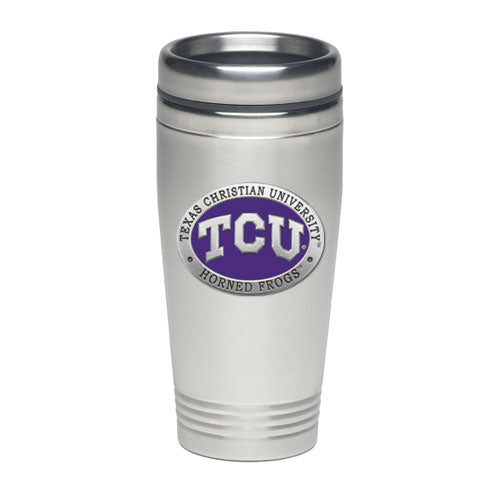 TEXAS CHRISTIAN UNIVERSITY THERMAL DRINK