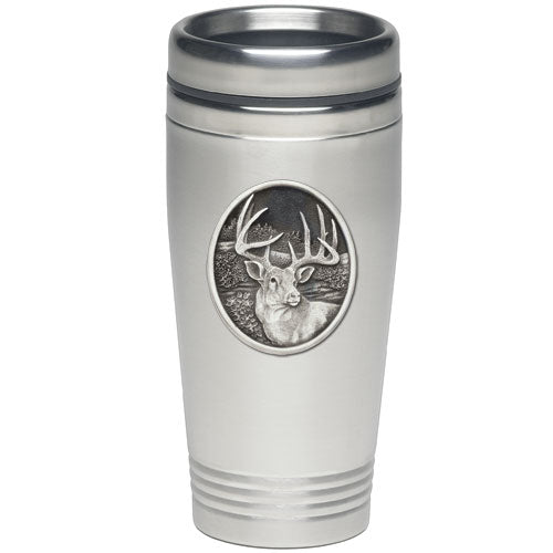 WHITETAIL DEER THERMAL DRINK