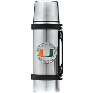 UNIVERSITY OF MIAMI THERMOS