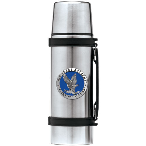 AIR FORCE ACADEMY THERMOS