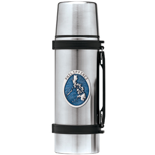 PHILIPPINES MAP THERMOS