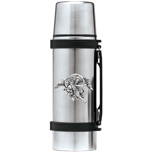 TRUMPET ANGEL THERMOS