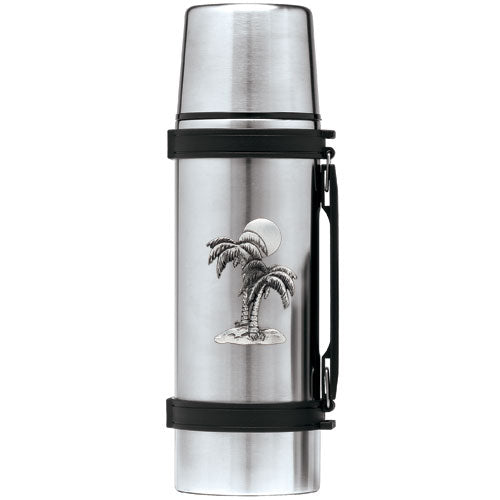PALM TREE THERMOS