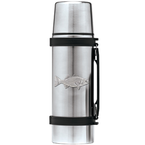 STRIPPED BASS THERMOS