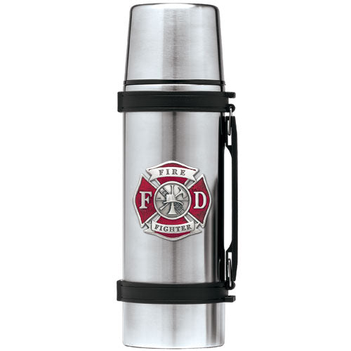 FIRE FIGHTER THERMOS