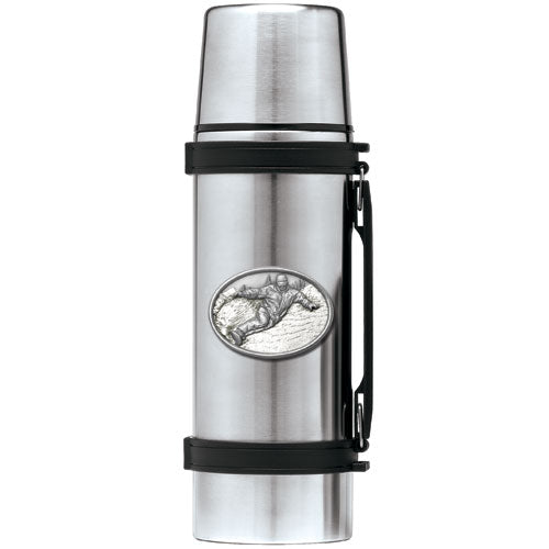 SNOWBOARDER THERMOS