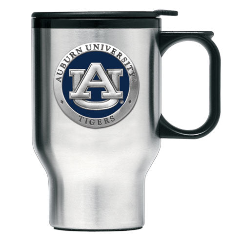 AUBURN UNIVERSITY TRAVEL MUG