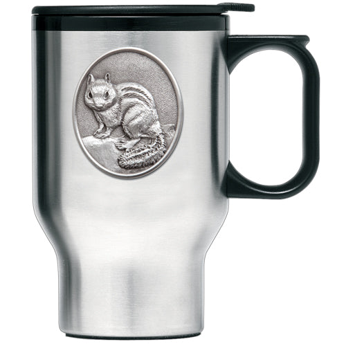 CHIPMUNK TRAVEL MUG