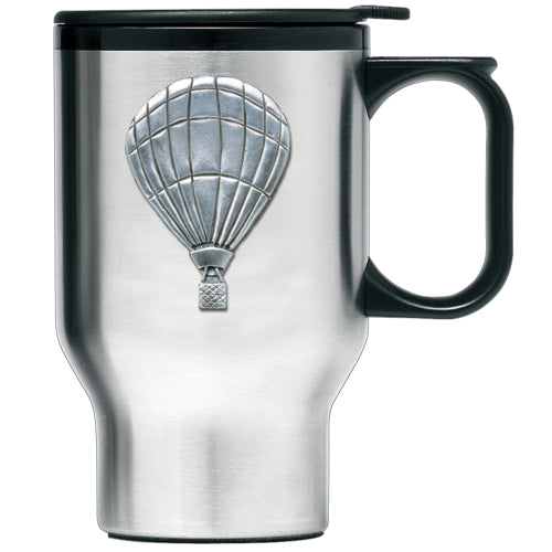 HOT AIR BALLOON TRAVEL MUG