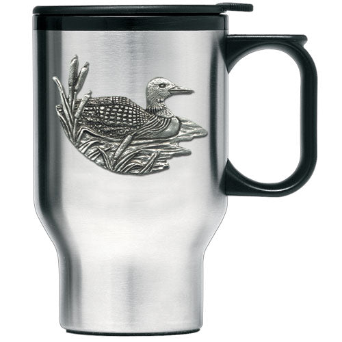 LOON TRAVEL MUG