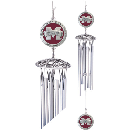 Mississippi State M Wind Chime