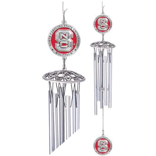 NC State Wind Chime