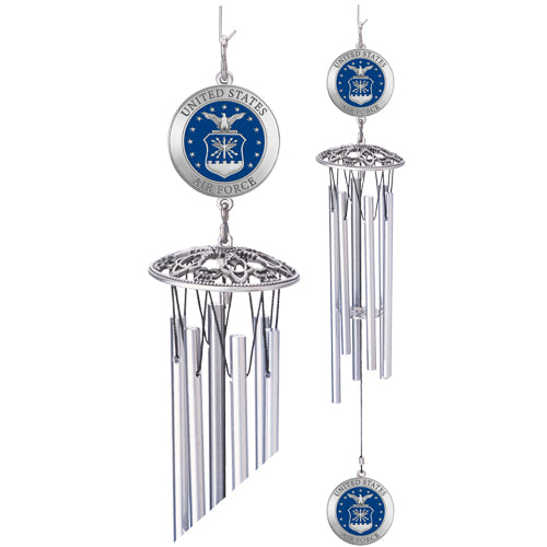 Airforce Wind Chime