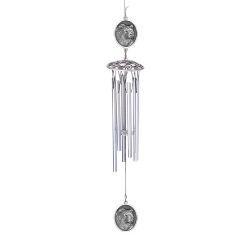 GRIZZLY BEAR WIND CHIME