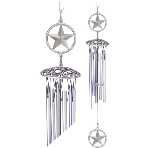 Lone Star Wind Chime