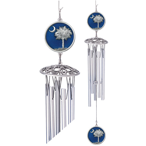 Palmetto Moon Wind Chime EB