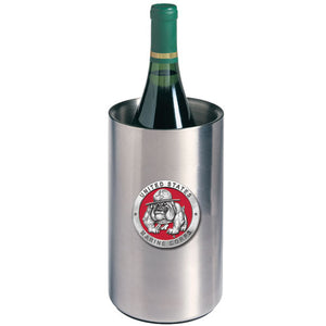 USMC BULLDOG WINE CHILLER