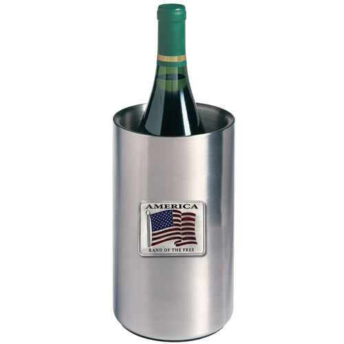 US FLAG WINE CHILLER
