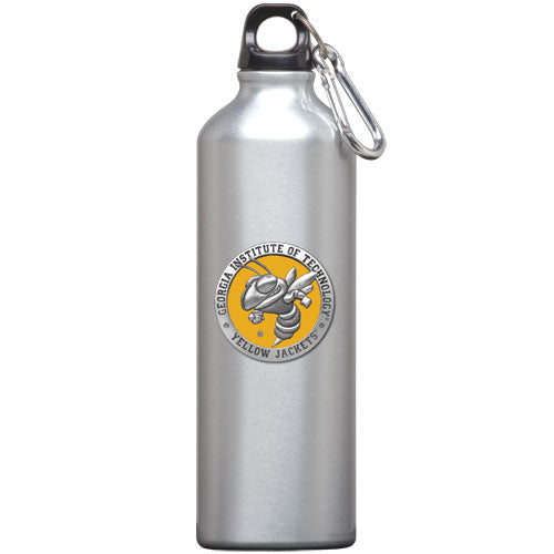 GEORGIA TECH UNIVERSITY YELLOW JACKETS WATER BOTTLE