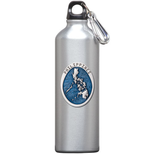 PHILIPPINES MAP WATER BOTTLE