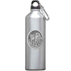 WOLVES WATER BOTTLE
