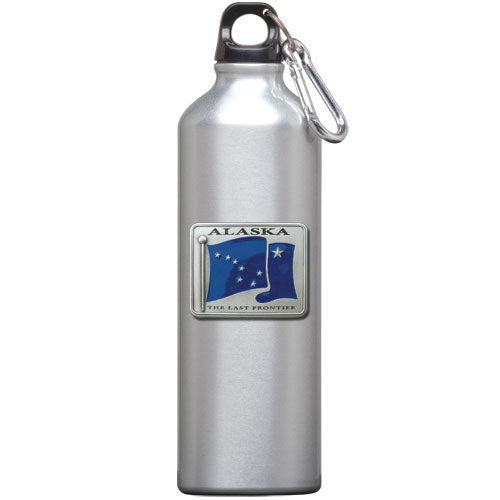 ALASKA FLAG WATER BOTTLE