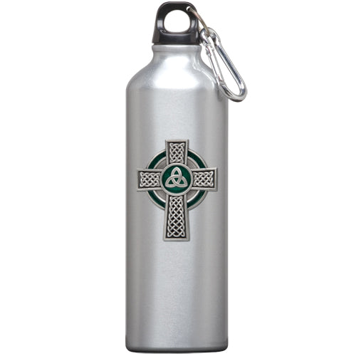 CELTIC CROSS WATER BOTTLE