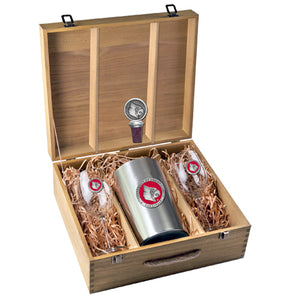 UNIVERSITY OF LOUISVILLE WINE BOX SET