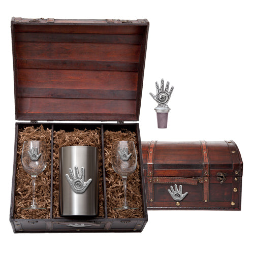 SPIRIT HAND WINE CHEST SET