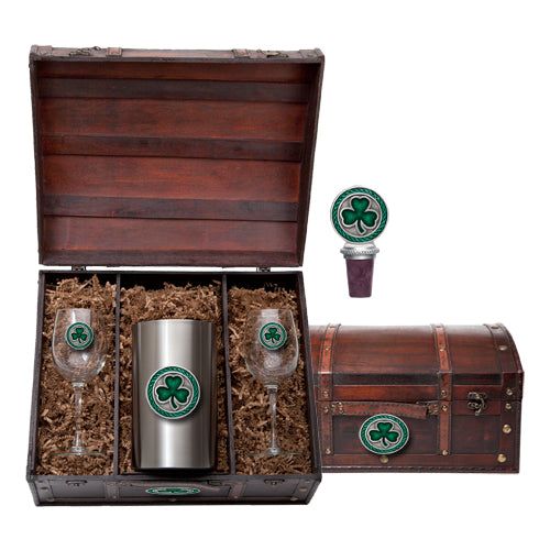 CLOVER WINE CHEST SET