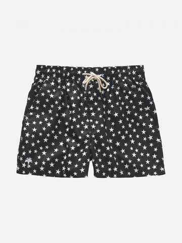 OAS _ Black Sky Swimshorts Boy Outfit