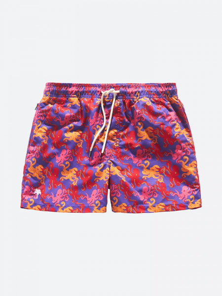 OAS _ Brilliant Octo Swimshorts Boy Outfit