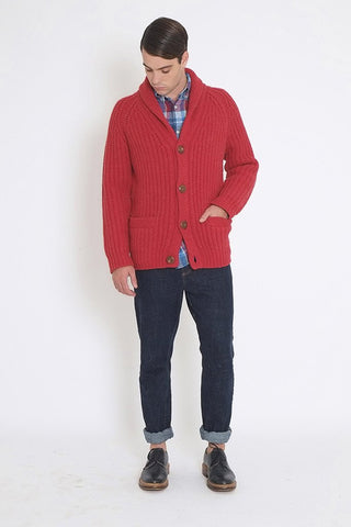 Billy Cardigan Boy Outfit