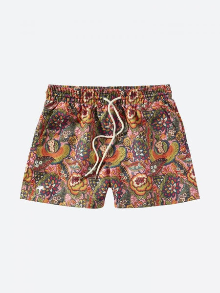 OAS _ Floral Swimshorts Boy Outfit