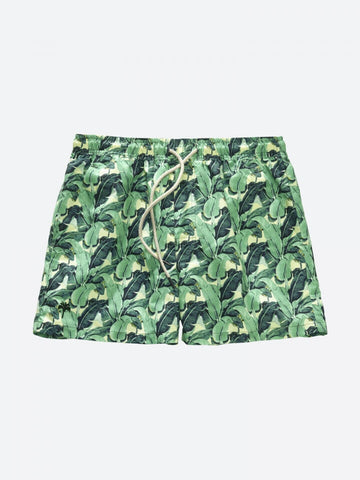 OAS _ Banana Leaf Swimshorts