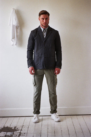 Tommy Shirt/Benjamin Trouser Boy Outfit
