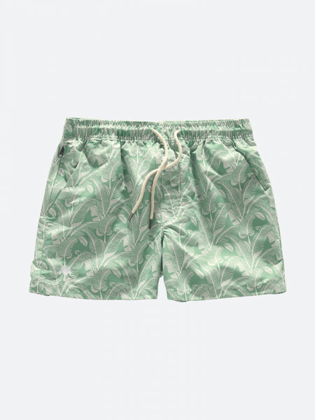 OAS _ New Leaf Swimshorts Boy Outfit