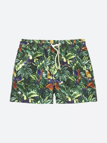 OAS _ Parrot Swimshorts Boy Outfit
