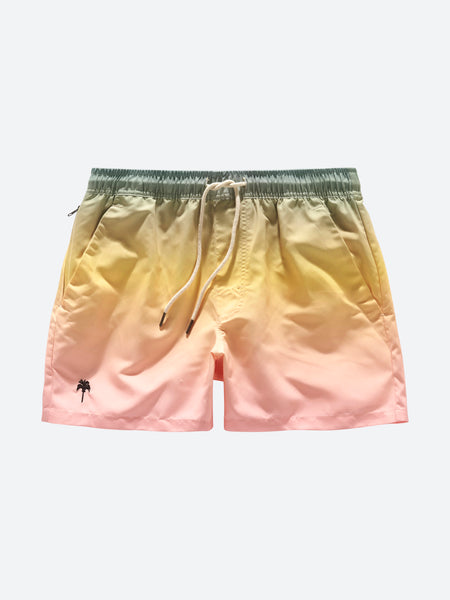 OAS _ Pink Grade Swimshorts Boy Outfit