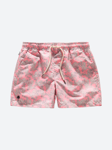 OAS _ Pink Octo Swimshorts Boy Outfit
