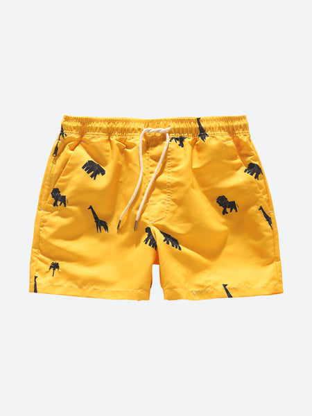 OAS _ Savannah Swimshorts Boy Outfit