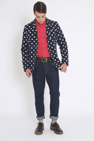 Stanley Red / Herbert denim Boy Outfit