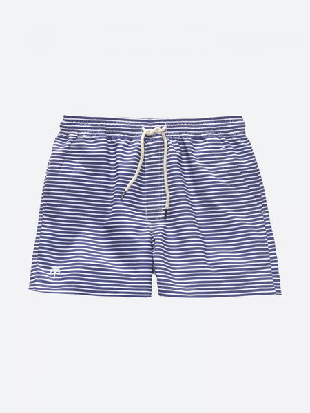OAS _ Busy Blue Swimshorts