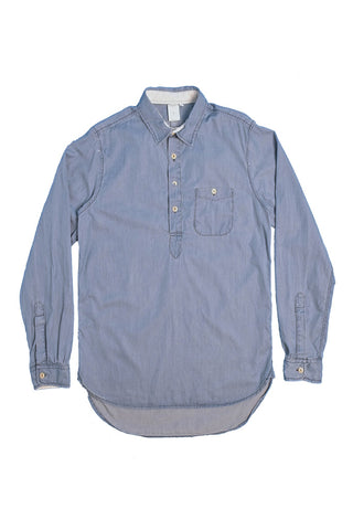 Bobby Half-Placket Work Shirt