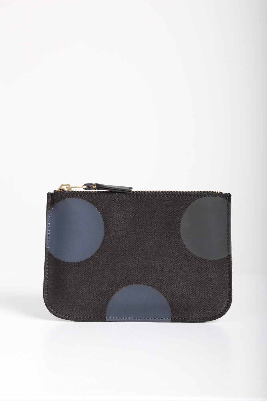 RUBBER DOT POUCH WALLET